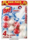 BREF POWER AKTIV 2 x 50 g  Chlorine  -  vůně do wc
