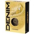 DENIM Gold 100 ml voda po holení
