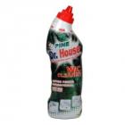 Dr. House PINE   750 ml dezinfekční prostředek na wc