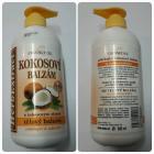 Herb Extract  KOKOSOVÝ BALZÁM 500 ml zvláčňující & vyživující