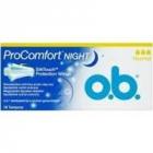 OB Normal Pro Comfort Nifht 16 ks