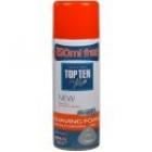 TOP TEN pěna na holení ENERGY s allantoinem 400 ml