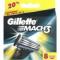 Gillette MACH 3  náhradní břity  8 ks